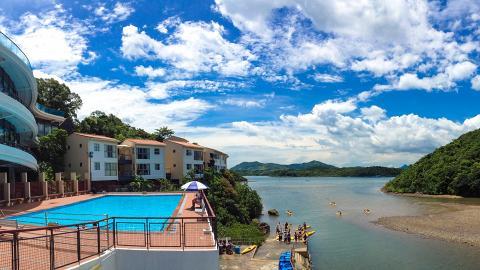 【西貢好去處】西貢無敵海景戶外營!每人$100包泳池/BBQ/空中花園/水上活動