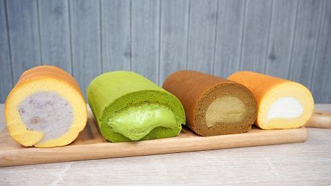 【旺角美食】旺角老字號餅店推爆餡卷蛋系列 流心抹茶卷蛋/芝士奶蓋流心蛋糕