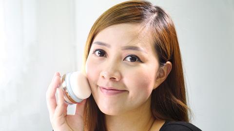韓國新出全天然礦物防曬粉!免落妝/長效12小時乾爽控油/敏感肌適用
