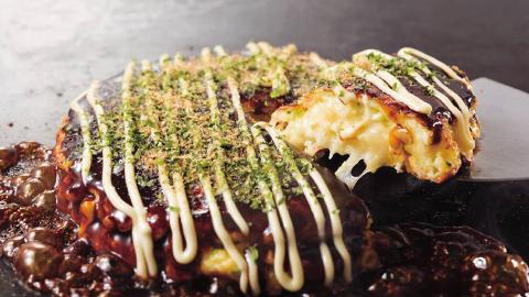 【大埔美食】全港首創全新2小時大阪燒放題 任食多達72款御好燒/文字燒/燒肉