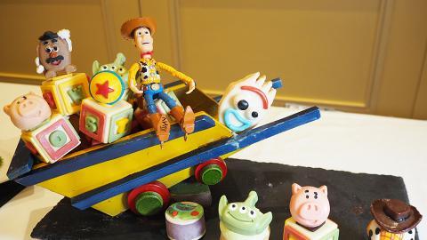 香港迪士尼樂園度假區全新Pixar美食系列 反斗奇兵主題自助餐/卡通甜品小食