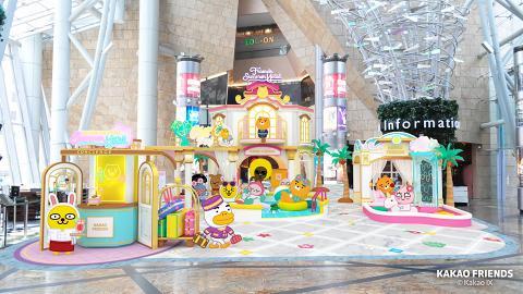 【暑假好去處】Kakao Friends登陸旺角朗豪坊!全港首間酒店/8大主角造型曝光