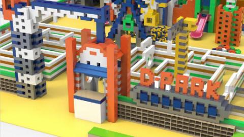 【暑假好去處】全港首個兒童創造館登陸荃灣!免費玩4000呎大型積木樂園