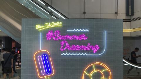 【暑假好去處】上環海底超現實攝影展 光影水母牆/霓虹燈影相位