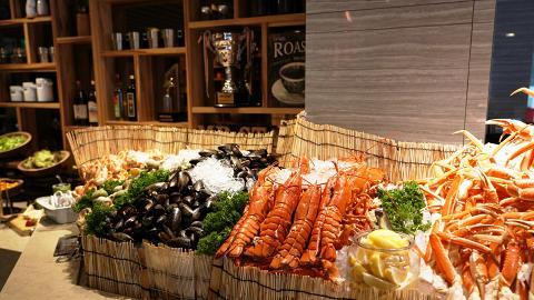 【銅鑼灣美食】銅鑼灣日本A4和牛自助餐 任食即開生蠔/長腳蟹/壽喜燒
