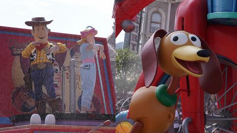 迪士尼樂園反斗奇兵夏日派對登場 Pixar濕身巡遊/牧羊女首度現身/主題美食精品