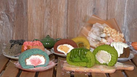【九龍灣美食】九龍灣新開低糖低油蛋糕店 芋泥麻糬抹茶/芝士奶蓋焙茶/伯爵茶
