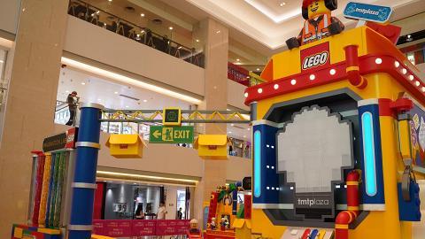 【暑假好去處】LEGO巨型遊樂場登陸屯門!6米高控制塔/得意模型/期間限定店