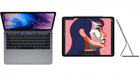 【Apple優惠】蘋果產品再推減價優惠 6大最新款MacBook/iPad減達$2100