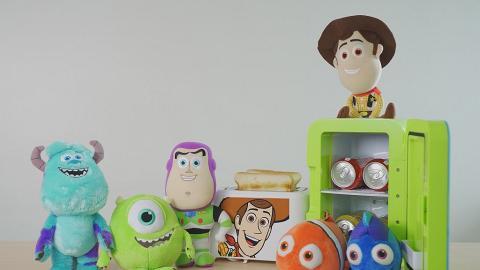 惠康超級市場推反斗奇兵4廚具換購活動!Toy Story水樽/三眼仔雪櫃/胡迪多士爐