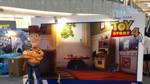 【暑假好去處】反斗奇兵Toy Story玩具展登陸旺角!三眼仔/胡迪/巴斯+影相位