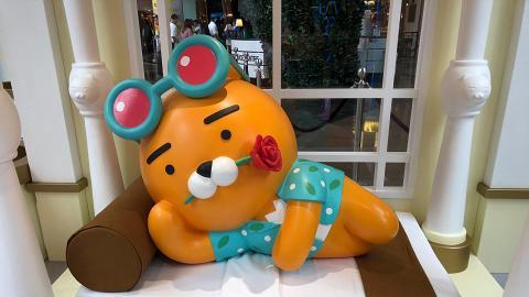 【暑假好去處】Kakao Friends全港首間酒店登陸旺角 8大主角影相位/期間限定店