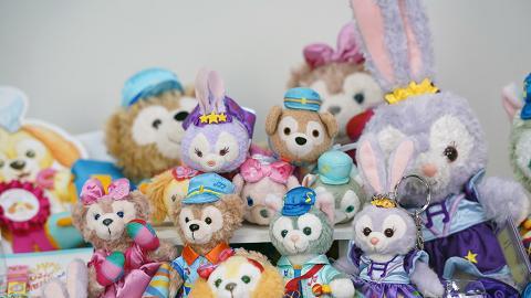 香港迪士尼樂園獨家Duffy夏日系列新品!Duffy全新造型毛公仔/Tsum Tsum/家品