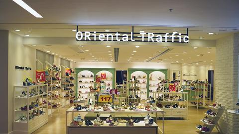 【減價優惠】ORiental TRaffic激減低至3折!日系高踭鞋/涼鞋/厚底鞋$106起