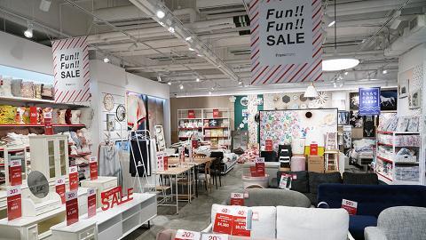 【減價優惠】日本家居品牌Francfranc減價3折起!粉色系水杯/花紋碟/文具$14起