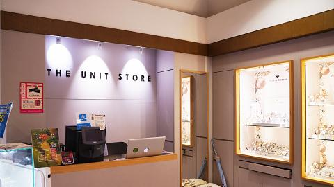 【減價優惠】THE UNIT STORE全線門市5折起!OLIVIA BURTON/Paul Hewitt手錶