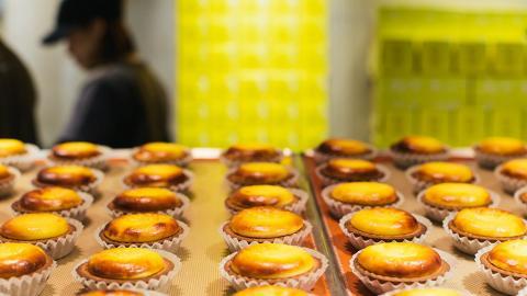 【觀塘/銅鑼灣美食】BAKE日本芝士撻宣佈結業 兩間分店推出買五送一優惠