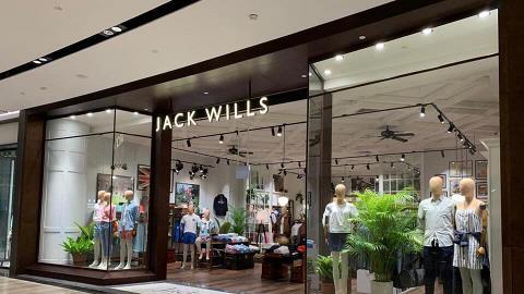 Jack Wills香港分店全線結業!英國總公司申請清盤 傳即日撤出香港