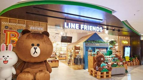 【東涌好去處】東涌LINE FRIENDS STORE Outlets延期開幕!開幕日期待日後公佈