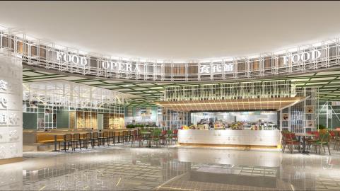 【東涌美食】東涌全新9千呎美食廣場+特色新餐廳 米芝蓮食店/春水堂進駐東薈城