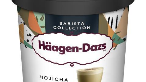 Häagen-Dazs期間限定全新口味有售! 牛奶日式焙茶/朱古力蛋糕咖啡味