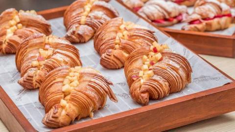 【尖沙咀美食】香港食到巴黎最佳牛角包!法國人氣烘焙店Gontran Cherrier抵港