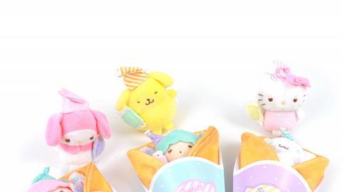 自製Sanrio班戟公仔!6款公仔+自選班戟餅皮+包裝紙