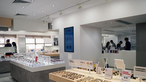 【K11 MUSEA】日牌眼鏡J!NS全港最大分店進駐尖沙咀 4大開幕優惠/新店獨家鏡框