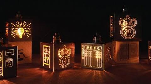 霓虹燈重現老香港童年回憶!本地設計師自製 當舖/涼茶舖/理髮店光影小夜燈
