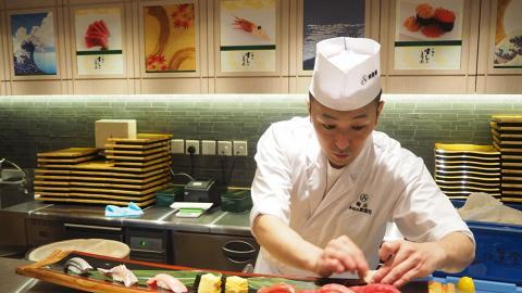 【沙田美食】日本人氣壽司美登利沙田店開幕 限時$9吞拿魚赤身/三文魚壽司