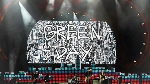 【Green Day香港演唱會2020】相隔十年來港開騷 樂隊Green Day明年3月空降亞博