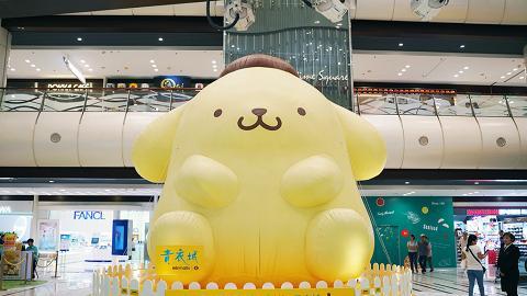 【青衣好去處】15呎高布甸狗空降青衣 美食市集試芒果糯米飯/泰式奶茶/人形燒