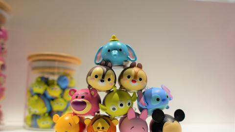 【K11 MUSEA】全港首間精品旗艦店登陸尖沙咀 TsumTsum/Toy Story/Snoopy