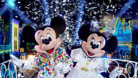 【香港迪士尼樂園】最大規模迪士尼奇妙倒數派對相隔11年回歸!狂歡至凌晨3點