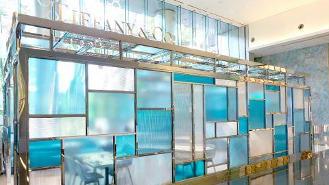【尖沙咀美食】亞洲首間The Tiffany Blue Box Cafe 夢幻湖水藍玻璃屋歎下午茶