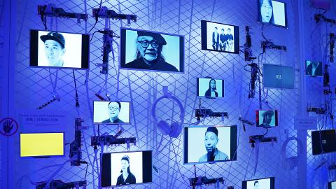 【尖沙咀好去處】尖沙咀K11多元文化展覽 電影時光隧道/愛麗絲主題裝置