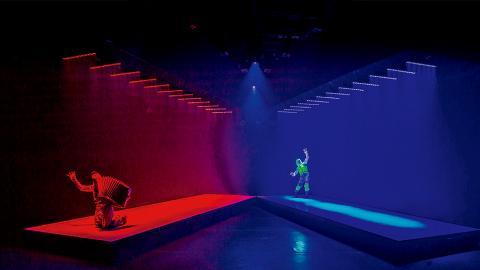 芬蘭表演藝術最前線 《極光雙男》