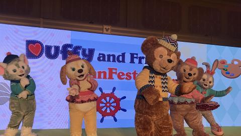 【迪士尼樂園】Duffy與好友冬季新裝登場 全新商品+主題美食率先睇