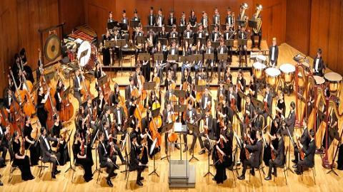 香港青年交響樂團周年音樂會 - 「音樂幻想 · 新世界」