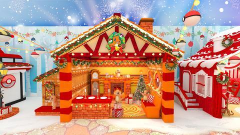 【聖誕好去處2019】寵物小精靈聖誕登陸銅鑼灣!7米高精靈球樹/巨型卡比獸
