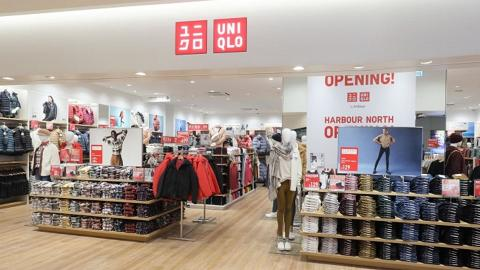 【北角匯新店】UNIQLO兩層高過8千呎北角新店開幕!新店獨家秋冬服飾開幕優惠