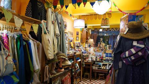 【太子好去處】太子民族風雜貨小店 人手製服裝/首飾/袋/月曆