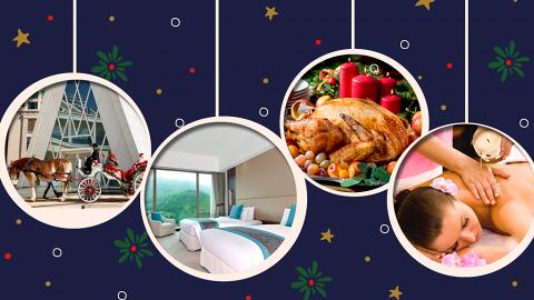 聖誕除夕抵玩推介       精彩住宿飲食優惠