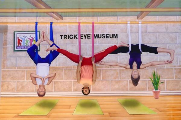 Trick Eye特麗愛3D館 生日免費入場 (圖:Trick Eye Museum官網)