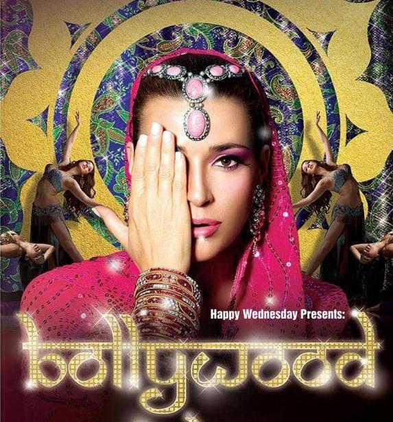 跑馬地馬場Bollywood Nights (圖:官方提供)