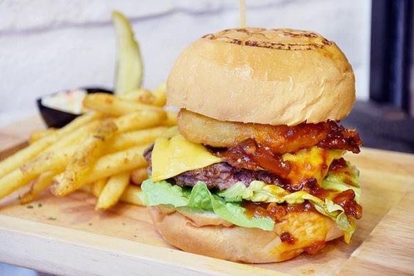 (圖:FB@Texas Burger)