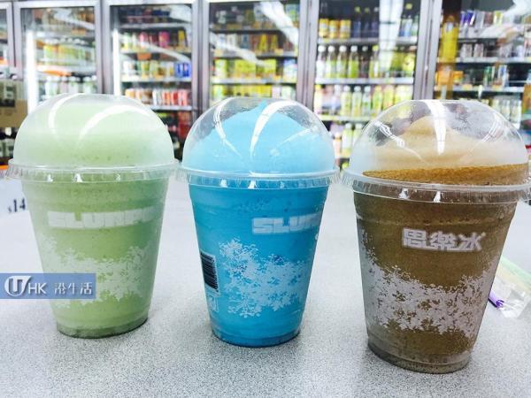 買一送一!7-11新推「熱帶水果味」思樂冰