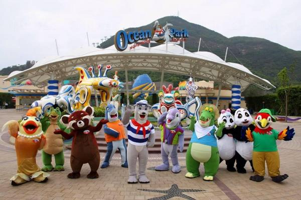 海洋公園全年證可享半價日票優惠 (圖: FB@香港海洋公園 Ocean Park)