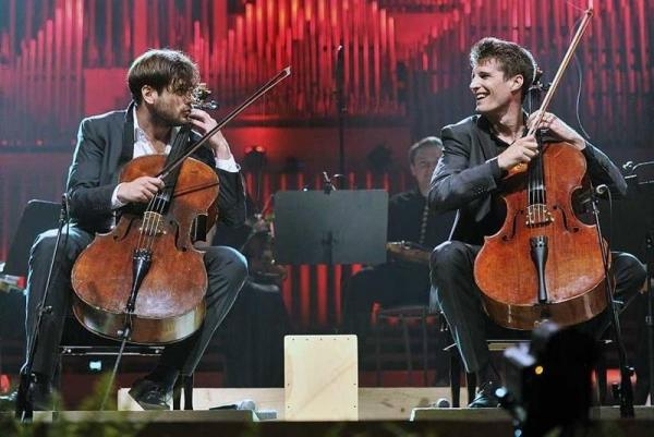 (圖: FB@2Cellos)