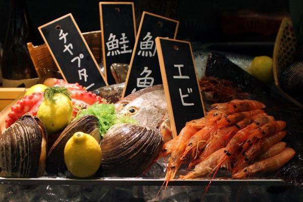 Yamm日本築地自助餐(圖:U Blog@甜魔媽媽新天地)